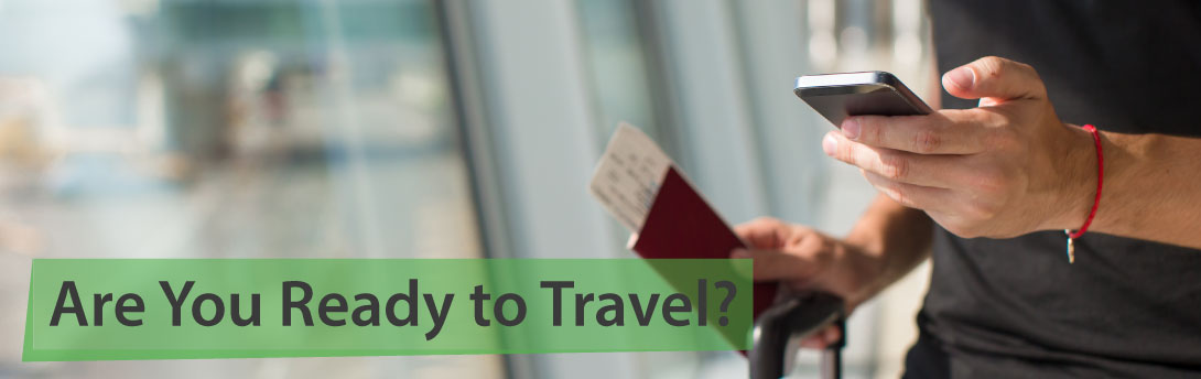 Is Your Tech Ready To Travel?