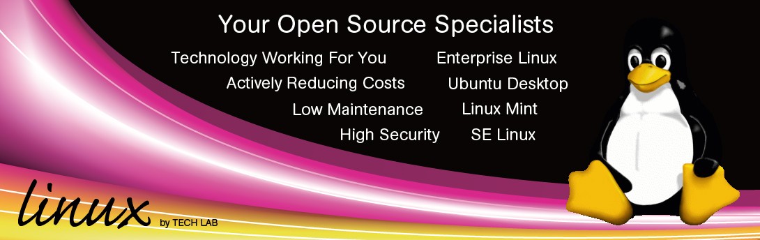 Your Open Source Linux Specialists