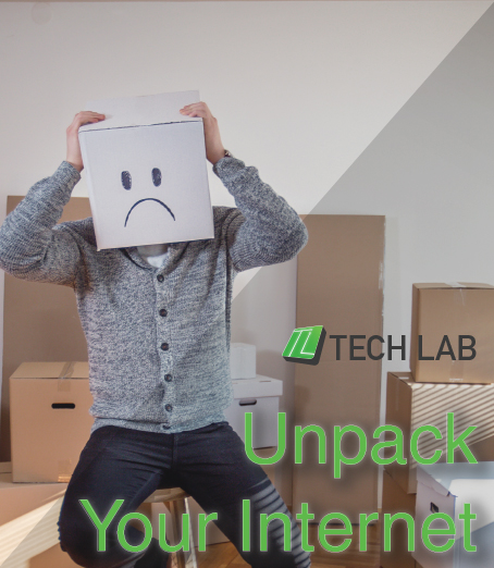 Unpack your internet on moving day, ask us how!